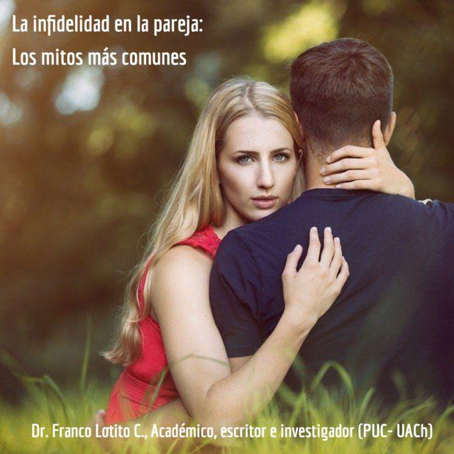 La infidelidad en la pareja: Los mitos más comunes
