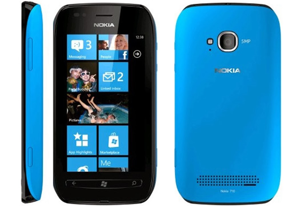 nokia lumia 710 mobiles phone arena. Black Bedroom Furniture Sets. Home Design Ideas