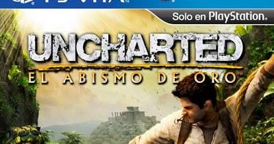 Cronica De Un Piojo Blanco Uncharted El Abismo De Oro