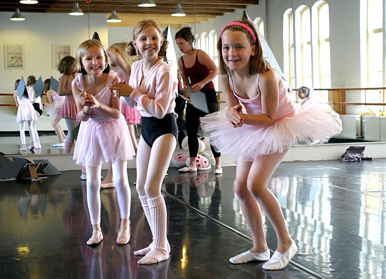 El Ballet No Es Un Buen Ejercicio Para Las Chicas