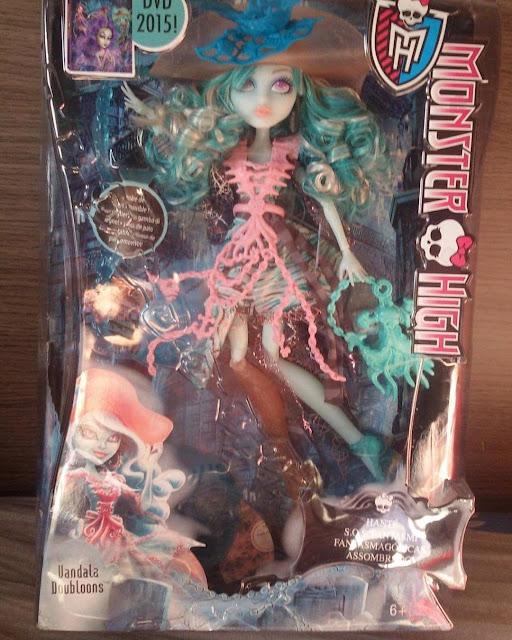 Monster High-Pretty