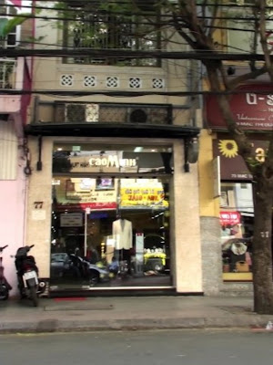 Caominh a Ho Chi Minh City
