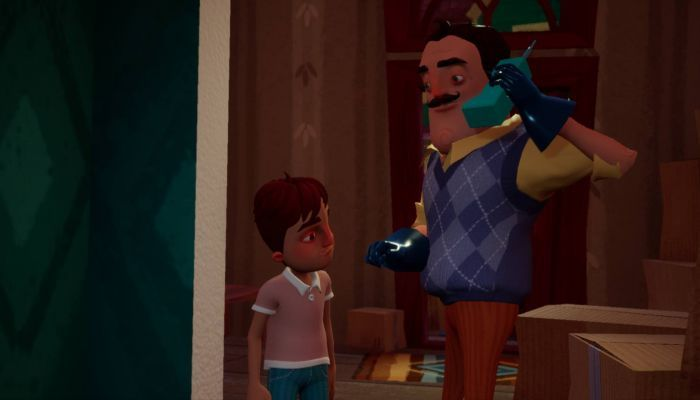 Hello Neighbor Hide And Seek Free Download Zone Game