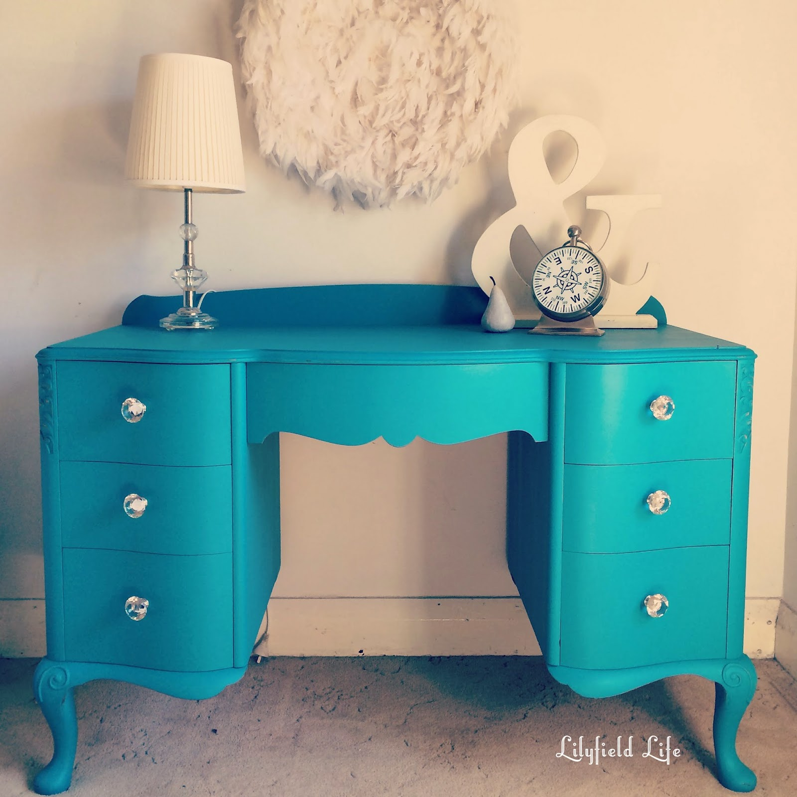 Lilyfield Life: Two Turquoise Pieces