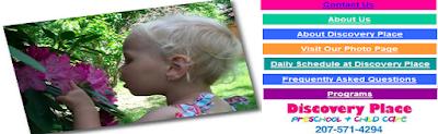 Đăng ký logo cho trường Discovey Place Child Care