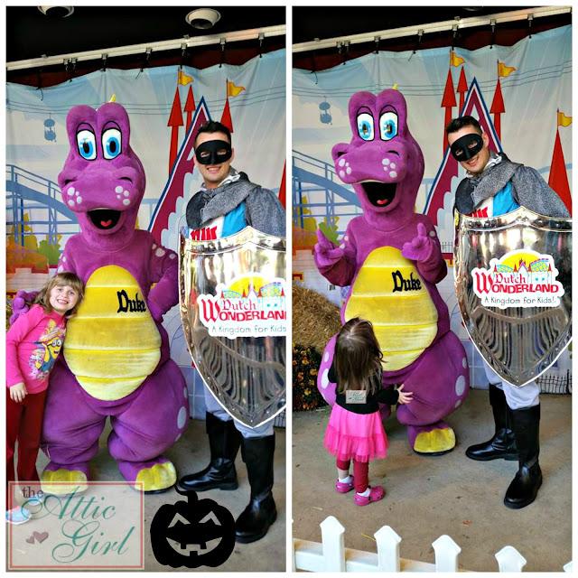 Dutch Wonderland, Happy Hauntings, amusement parks, dragons, kingdom for kids