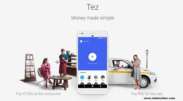 How to Register TEZ App