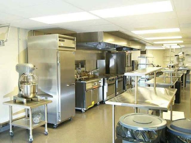 Mẫu thiết kế bếp công nghiệp BCN-0723