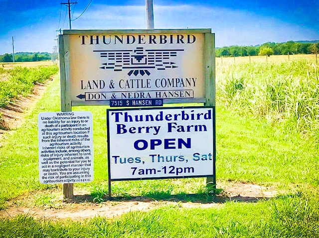 Thunderbird Farm Broken Arrow, OK