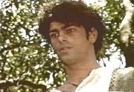Eduardo Moscovis como Tibor em Pedra sobre Pedra (1992) - foto: Memória Globo