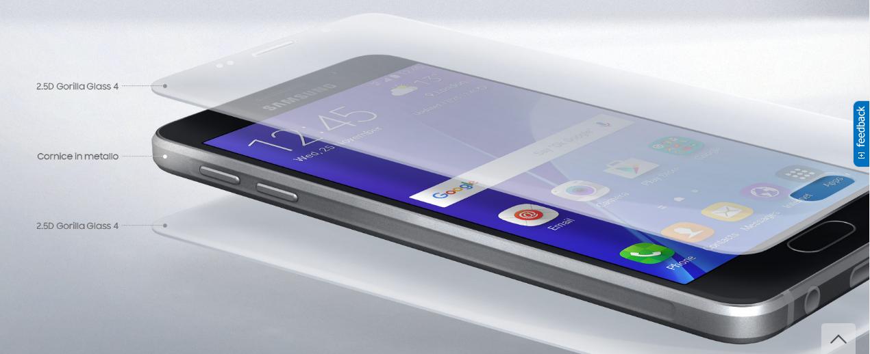 Samsung Galaxy A3: Scheda tecnica e caratteristiche