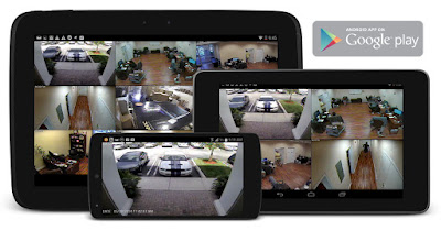 Cara Setting CCTV Online