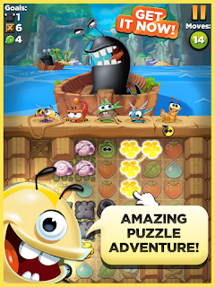 Best Fiends MOD APK-Screenshot