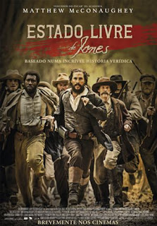 Free State of Jones - Segundo Poster & Segundo Trailer
