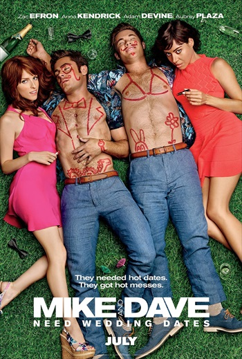 Mike and Dave Need Wedding Dates 2016 English Movie Download