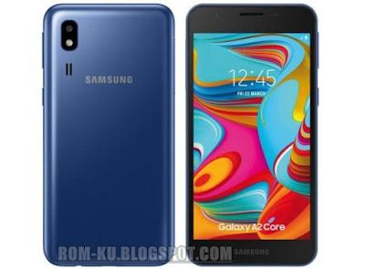 Firmware Samsung Galaxy A2 Core SM-A260F / A260G (Flash File)
