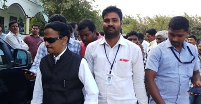 VenuMadhav-Submitted-His-Nomination