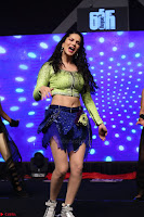 Sunny Leone Dancing on stage At Rogue Movie Audio Music Launch ~  306.JPG