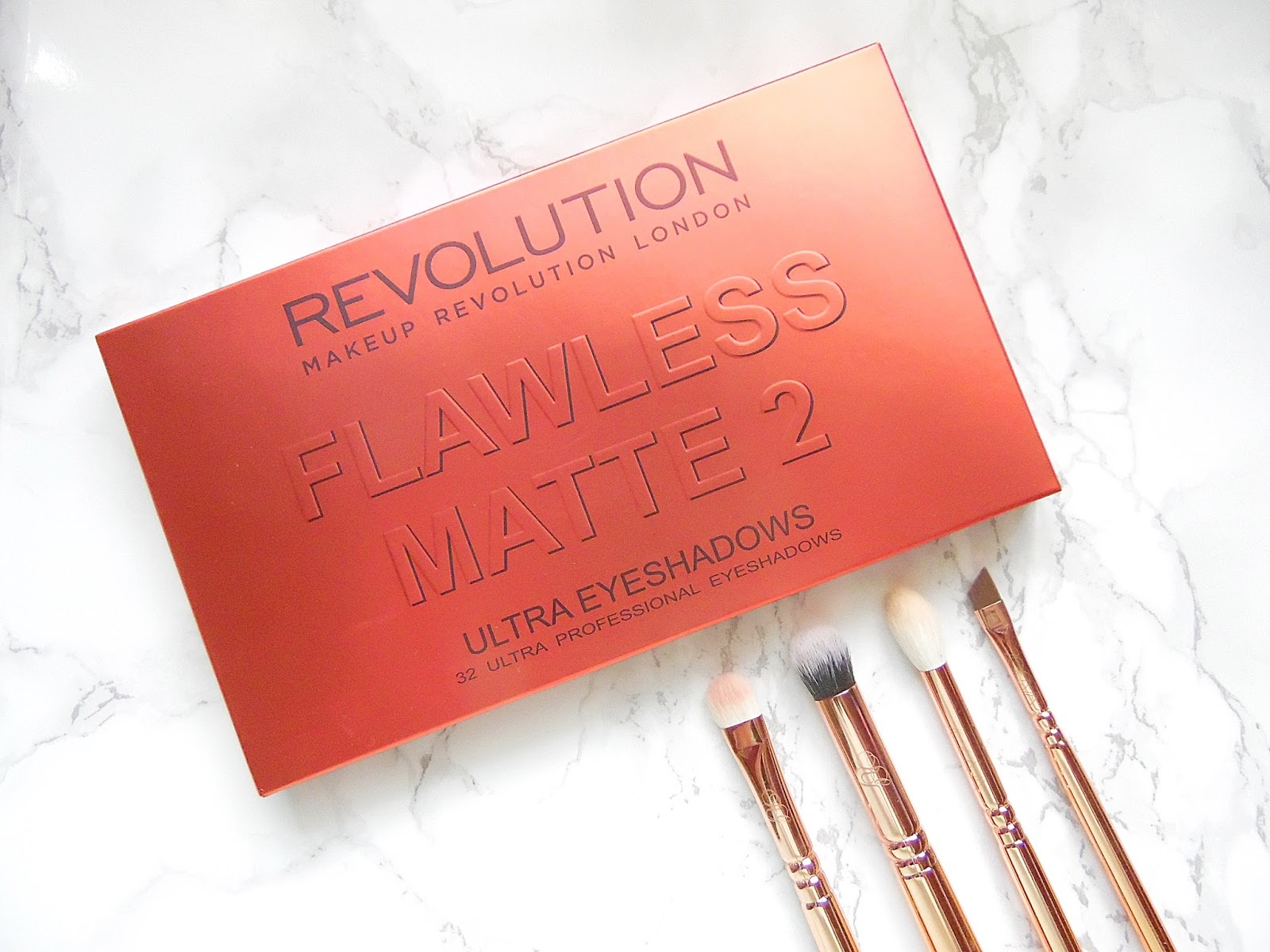 Makeup Revolution Flawless Mattes 2 Palette