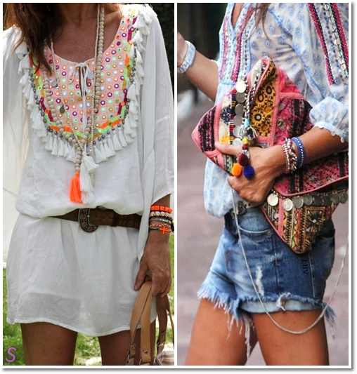 hippie boho chic