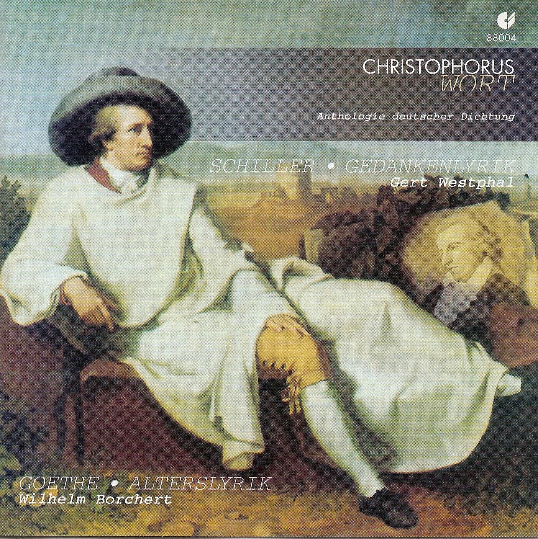 Kammermusikkammer Johann Wolfgang Von Goethe Alterslyrik