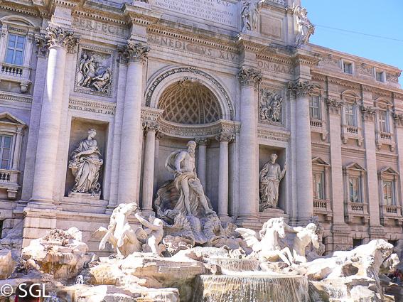 10 curiosidades de la Fontana de Trevi