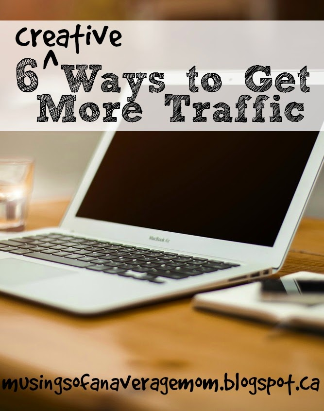Ways to Get More Blog Traffic