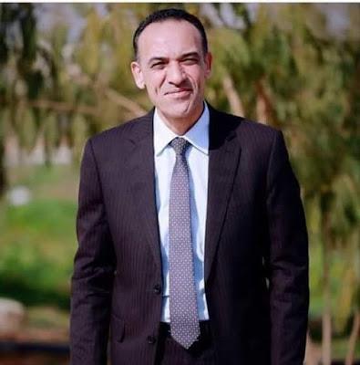 مكتبتي ال البيت - ترقية الدكتور يوسف مقدادي الى رتبة أستاذ دكتور