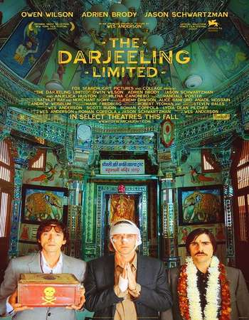The Darjeeling Limited 2007 Dual Audio Hindi 300MB BluRay 480p ESubs