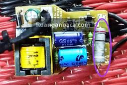 Baru Cara Mengetahui dan Mengukur Nilai Watt Pada Resistor Elektronik