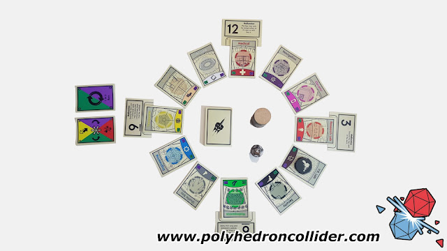 Polyhedron Collider Assembly Review - In Play From Above