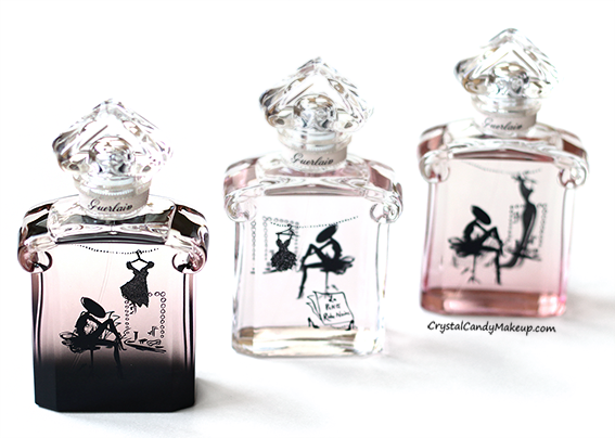 crystal candy makeup blog review swatches guerlain la petite robe noire collectors 2014. Black Bedroom Furniture Sets. Home Design Ideas