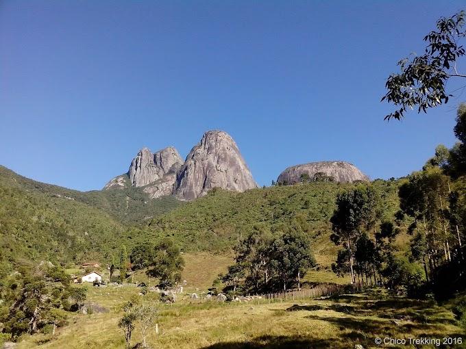Giro pelo Parque Estadual dos Três Picos