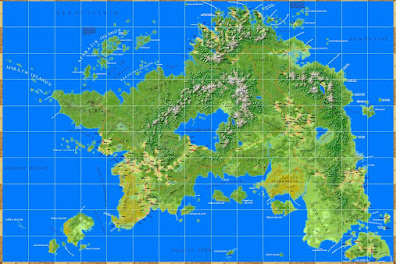 The Glittering Isles of Greyhawk: What makes a setting?