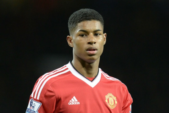 Marcus Rashford has been key for Man United since making his debut