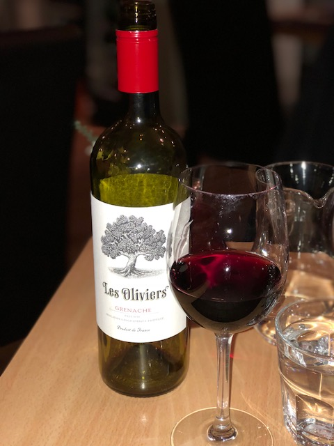 Les Oliviers Wine