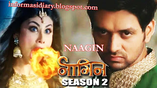 Naagin 2 Indosiar Minggu 25 Juni - Episode 60-61