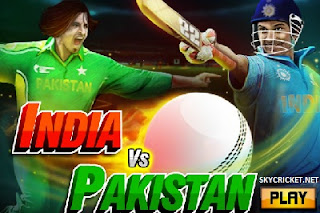 Play India Vs Pakistan online cricket game