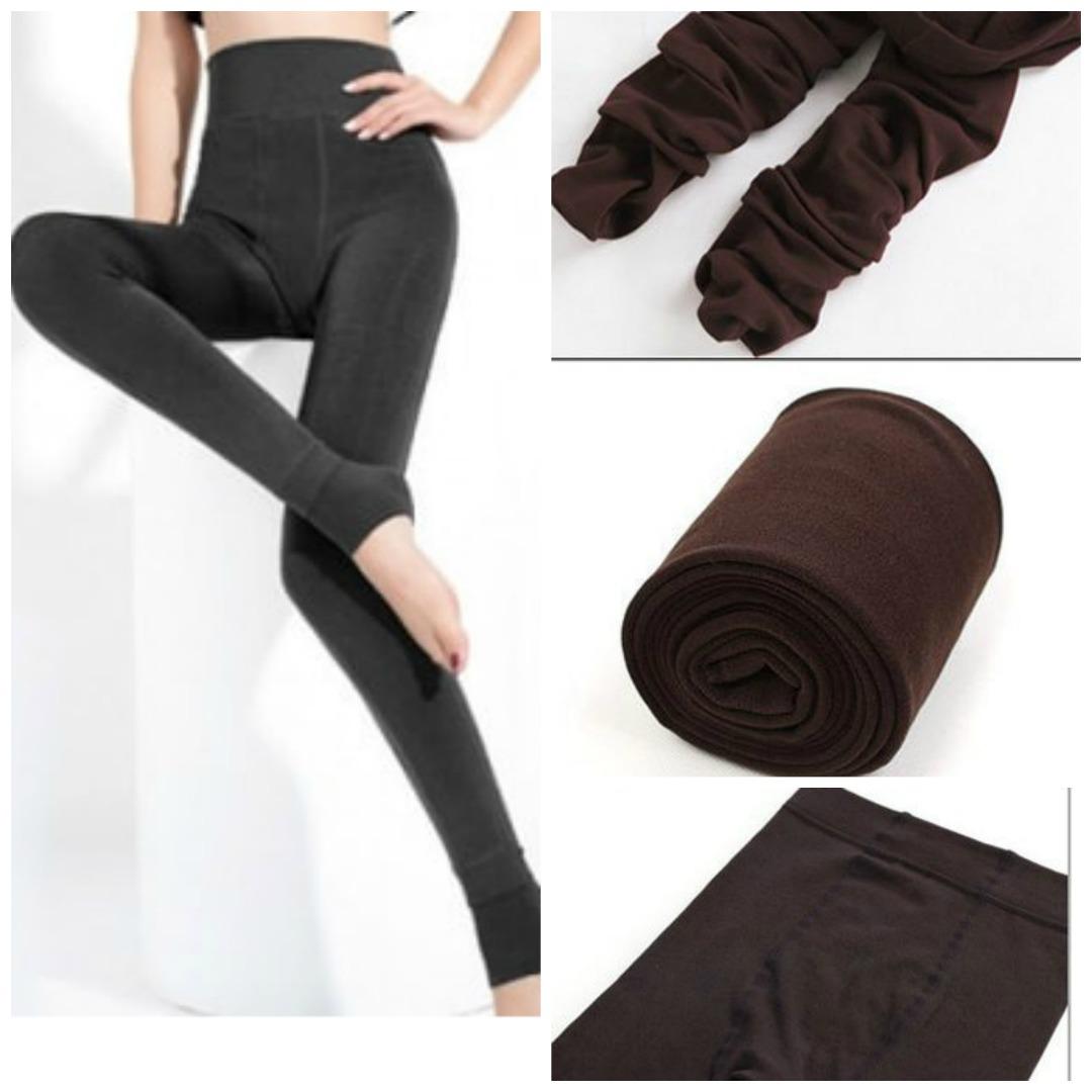 Celana Thermal Legging 4 Color Winter Thermal Pants