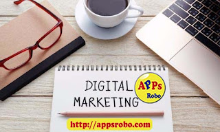 Apps robo company Digital Marketing