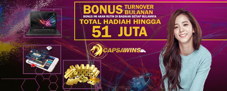 Bonus Bulanan Poker Online Indonesia