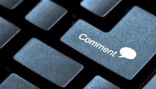 Kotak Komentar Blog