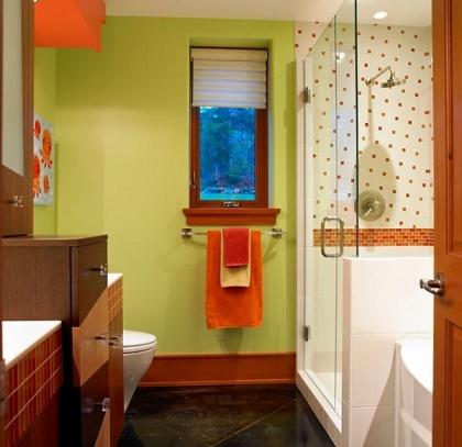 Fotos ideas para decorar casas - Cuarto de bano infantil ...