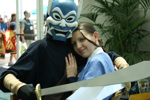 Geeks Rule The World: Espirito Azul ( Zuko) - Avatar