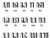 Aksara Jawa dan Pasangannya | Huruf dan Tulisan Hanacaraka