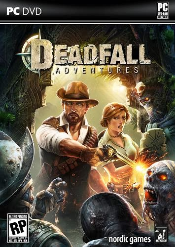 Cover Of Deadfall Adventures Full Latest Version PC Game Free Download Mediafire Links At worldfree4u.com