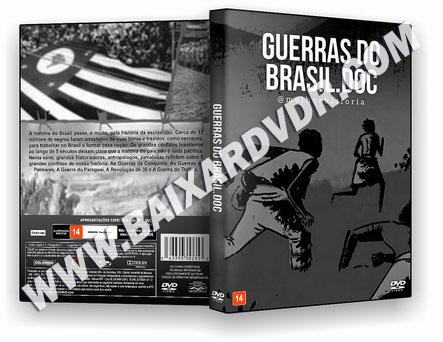 Guerras do Brasil.doc (2019) DVD-R AUTORADO