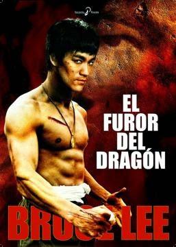 El Furor del Dragon en Español Latino