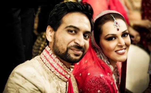 Famous Anchor Sana Bucha Wedding Pictures