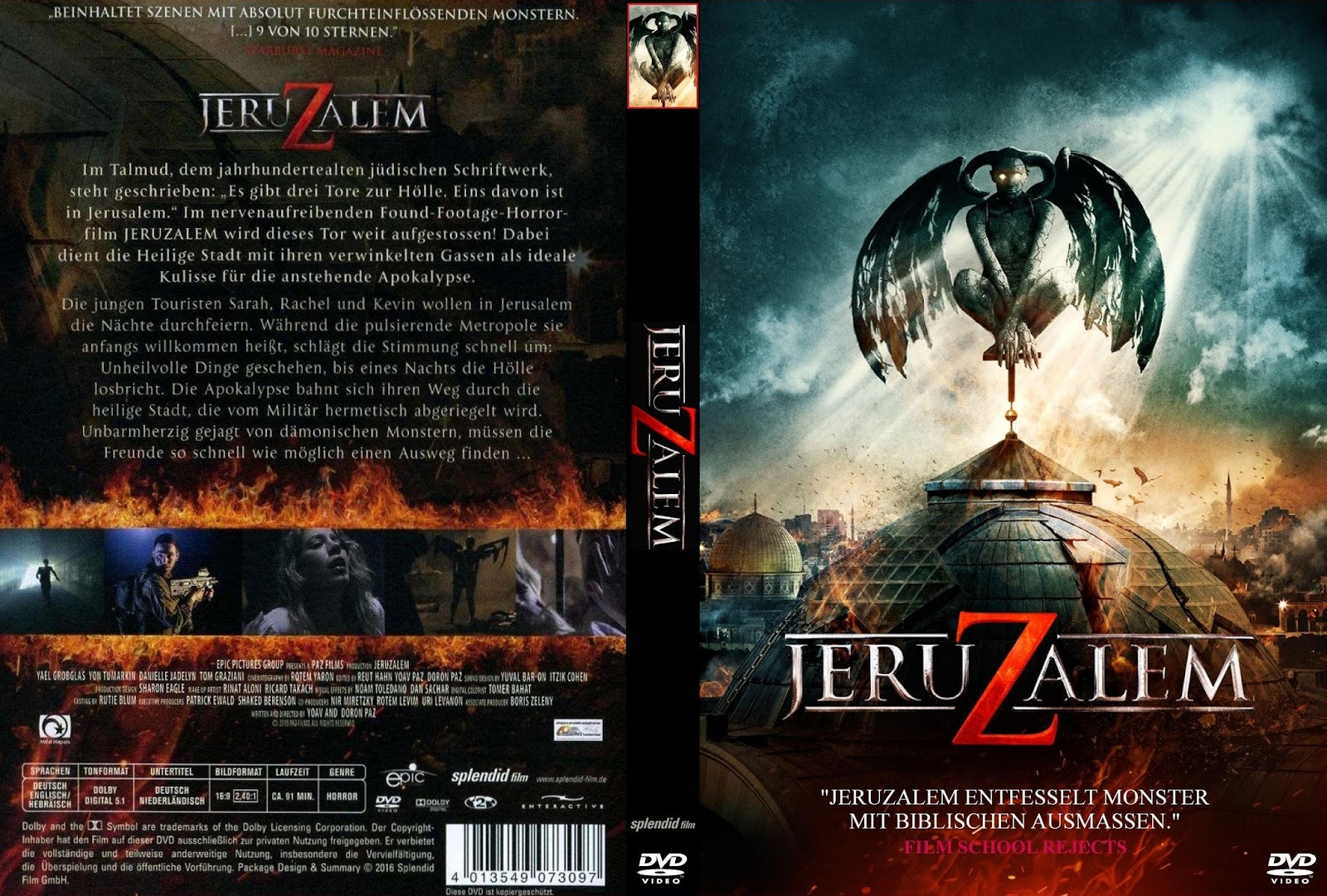 Jerusalém BDRip XviD Dual Áudio Jerusal 25C3 25A9m 2BBDRip 2B  2BXANDAODOWNLOAD
